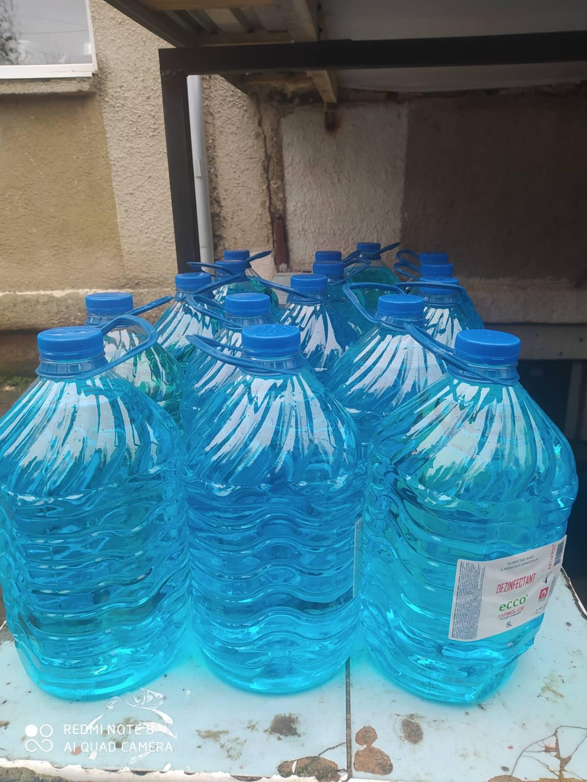 Наш Детский сад получил Благотворительную помощь в виде 185 литров Дезинфицирующей жидкости. Наше Государство заботится о безопасности здоровья малышей. Выражаем Благодарность DETS за содействие и помощь в работе и заботе о подрастающем поколении!!!